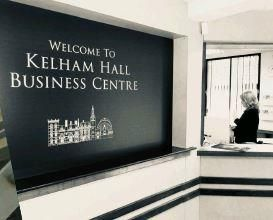 Office to let in Kelham Hall Business Centre, Kelham Hall, Newark NG23