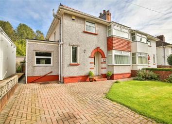 Thumbnail 3 bed semi-detached house for sale in Beaufort Terrace, Beaufort, Ebbw Vale, Blaenau Gwent