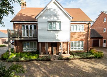 Thumbnail 4 bed detached house for sale in Lapwings, Fleet