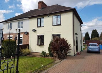 Thumbnail 3 bed semi-detached house to rent in Bawtry Road, Harworth, Doncaster