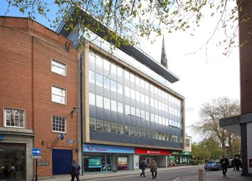 Thumbnail 2 bed flat for sale in Crown House, St Marys Street, Shrewsbury