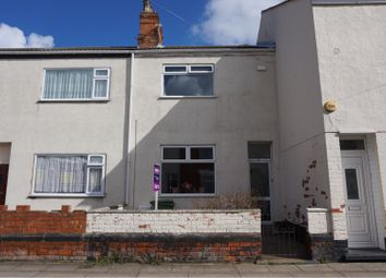 Thumbnail 3 bed terraced house for sale in Grafton Street, Grimsby