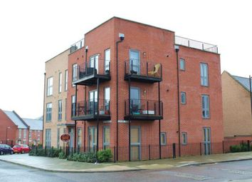 Thumbnail 2 bedroom flat for sale in Knot Tiers Drive, Upton, Northampton