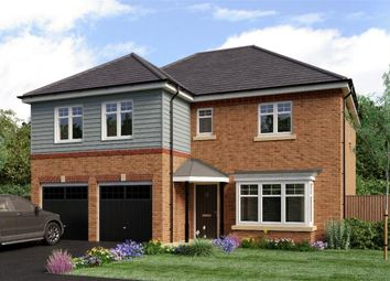 "Thumbnail 5 bed detached house for sale in ""The Jura"" at Sadberge Road, Middleton St. George, Darlington"