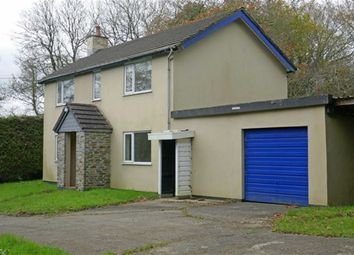Thumbnail 3 bed detached house for sale in Milton Damerel, Holsworthy