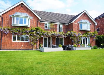 Thumbnail 5 bed detached house for sale in Walton Heath Drive, Macclesfield