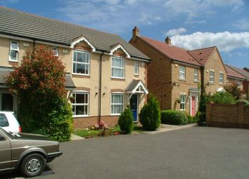 Thumbnail 2 bed property to rent in Doulton Close, Church Langley, Harlow