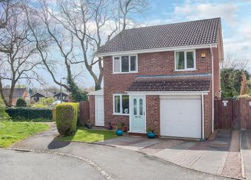 Thumbnail 3 bed detached house for sale in Boultons Lane, Walkwood, Redditch