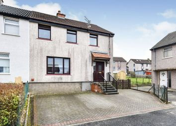 Thumbnail 3 bed semi-detached house for sale in Holmburn Road, Cumnock