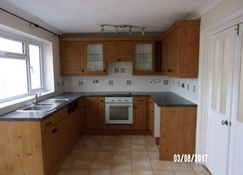 Thumbnail 3 bed terraced house to rent in Greenfields, Sellindge, Ashford