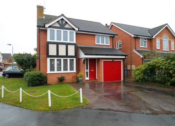 Thumbnail 4 bedroom detached house for sale in Harrison Grove, Kesgrave, Ipswich