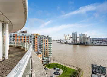 Thumbnail 3 bed flat to rent in Aurora Building, 164 Blackwall Way, London