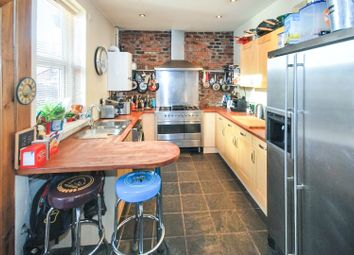 Thumbnail 3 bedroom end terrace house to rent in Lowfield Road, Stockport