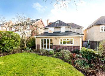Thumbnail 5 bed detached house for sale in Ridgeway Road, Salisbury, Wiltshire