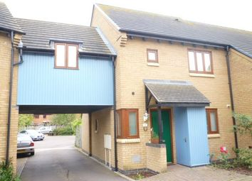Thumbnail 3 bed property to rent in Bulmer Close, Broughton, Milton Keynes