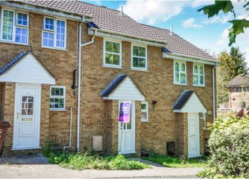Thumbnail 2 bed terraced house for sale in Silverbank, Chatham