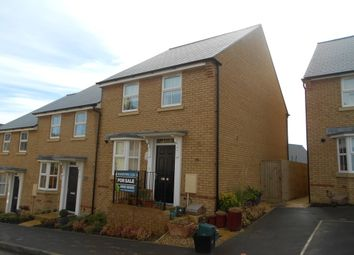 Thumbnail 3 bed end terrace house for sale in Gilbert Road, Wyndham Park, Yeovil