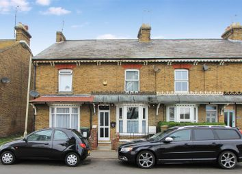 Thumbnail 2 bed terraced house for sale in Belmont Road, Whitstable