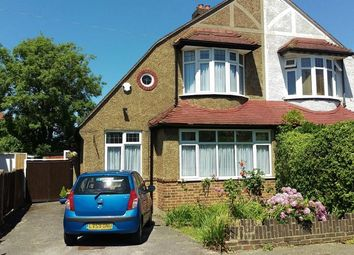 Thumbnail 3 bedroom property for sale in Stoneleigh Park Avenue, Croydon