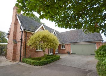 Thumbnail 4 bed detached house for sale in Main Street, Willoughby On The Wolds, Loughborough