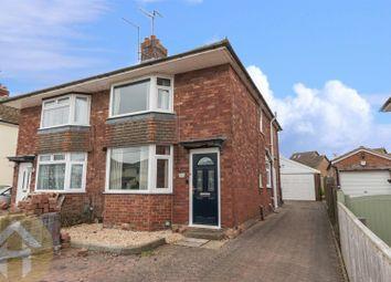 Thumbnail 2 bedroom semi-detached house for sale in Morstone Road, Royal Wootton Bassett, Swindon