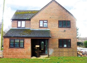 Thumbnail 4 bedroom detached house for sale in The Willows, Four Oaks, Newent