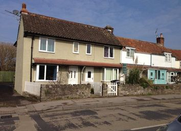 Thumbnail 2 bed end terrace house for sale in Bere Lane, Glastonbury