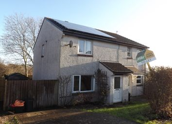 Thumbnail 3 bedroom property to rent in Trevorder Villas, Torpoint, Cornwall