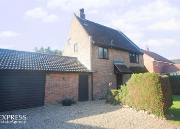 Thumbnail 5 bed detached house for sale in Grove Road, Brockdish, Diss, Norfolk