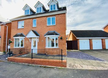 5 bed detached house for sale in Shearers Drive, Spalding PE11