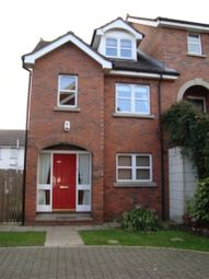 Thumbnail 4 bedroom town house to rent in Ardenlee Crescent, Ravenhill, Belfast