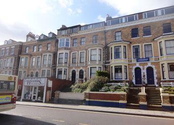Thumbnail 1 bed flat to rent in Flat 6, 26-28 Aberdeen Walk, Scarborough