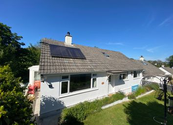 Thumbnail 5 bed semi-detached bungalow for sale in Garth Road, Newlyn, Penzance