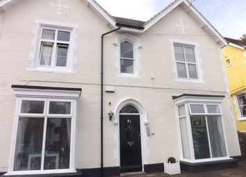 Thumbnail 1 bed flat to rent in Lennox Road North, Southsea, Hampshire