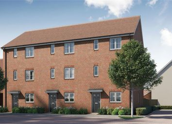Thumbnail 4 bed end terrace house for sale in The Pembroke, Tavistock Place, Bedford