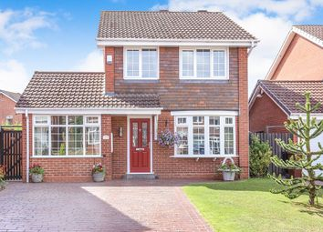 Thumbnail 3 bed detached house for sale in Wychall Drive, Wolverhampton