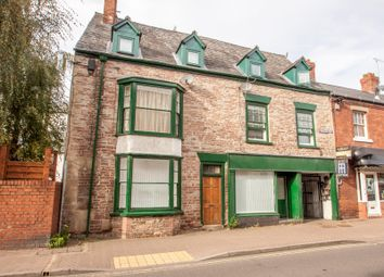 Thumbnail 2 bedroom flat for sale in Brookend Street, Ross On Wye, Herefordshire