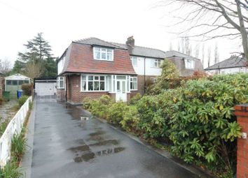 Thumbnail 4 bed semi-detached house for sale in Wilford Avenue, Sale