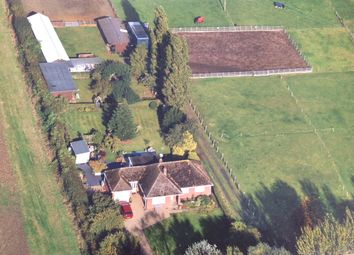 Thumbnail 4 bed detached bungalow for sale in Newark Hill, Foston, Grantham