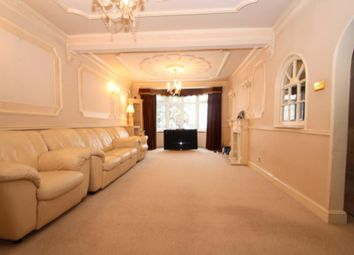 Thumbnail 4 bed terraced house to rent in Wensleydale Avenue, Clayhall