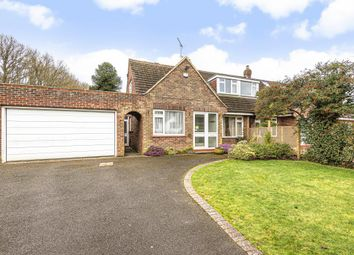 Thumbnail 4 bed bungalow to rent in Virginia Water, Surrey