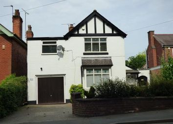 Thumbnail 3 bedroom detached house for sale in Stenson Road, Derby, Derbyshire