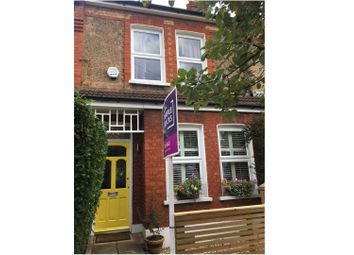 Thumbnail 2 bed terraced house for sale in Allen Road, Beckenham