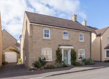 Thumbnail 4 bed detached house for sale in Picked Mead, Corsham