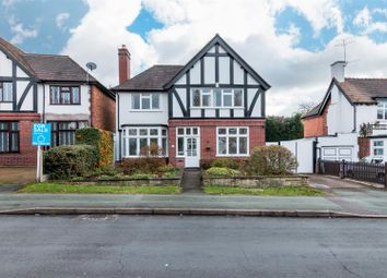 3 bed detached house for sale in St. Philips Avenue, Wolverhampton WV3