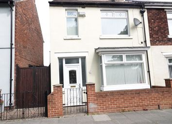 Thumbnail 3 bed terraced house to rent in Chester Road, Hartlepool