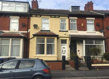 Thumbnail 4 bedroom terraced house for sale in Keswick Road, Blackpool