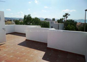 Thumbnail 3 bed terraced house for sale in El Alamillo, Puerto De Mazarron, Spain