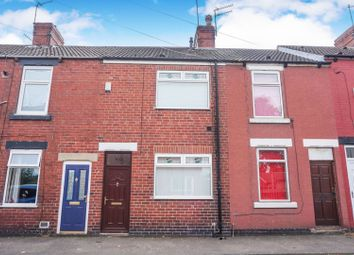 Thumbnail 2 bed terraced house for sale in Grove Lane, Hemsworth