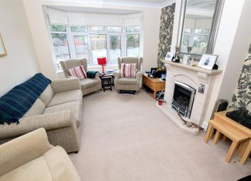 Thumbnail 3 bed semi-detached house for sale in St. Johns Road, Exmouth, Devon
